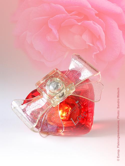 "Parfüm-Flakon ""Samouraï Woman Love""®, EdT; Parfums Alain Delon SA®, Cham, nach 2004"