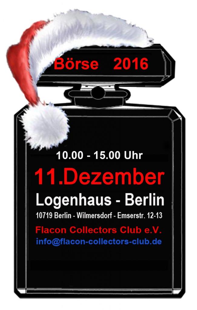 Flakonbörse Berlin 2016